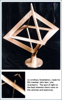 An Armillary Octahedron.