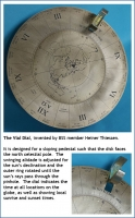 The Vial Dial, invented by BSS member Heiner Thiessen.